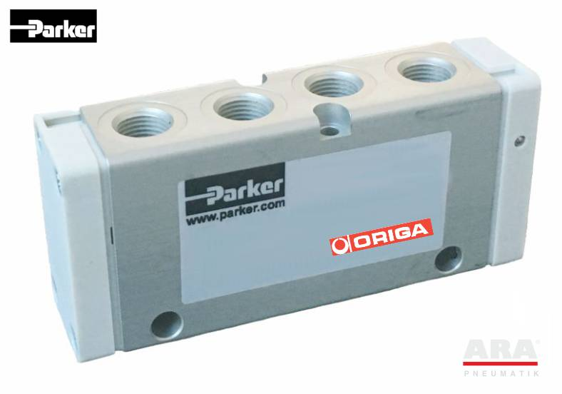 Zawory pneumatyczne 5/3 Parker Hoerbiger Origa seria S9